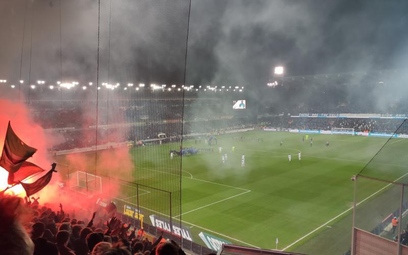 Club Brugge - Cercle Brugge, 2 - 1, seizoen 2019-2020